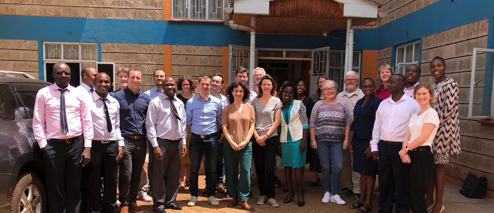 Our Investment Committee in Kenya